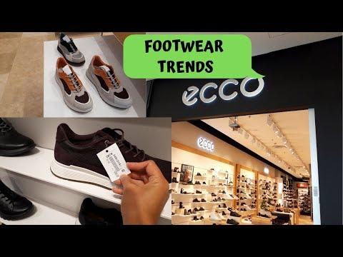 ECCO FOOTWEAR AUGUST 2019 FASHION