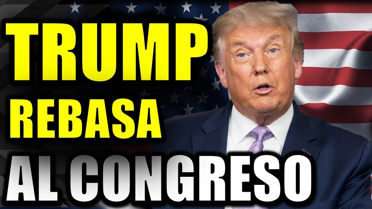 ULTIMAS NOTICIAS USA 10 AUGUST! TRUMP FIRMA UNA ORDEN DE ALIVIO DESPUÉS DEL COLAPSO EN EL CONGRESO!