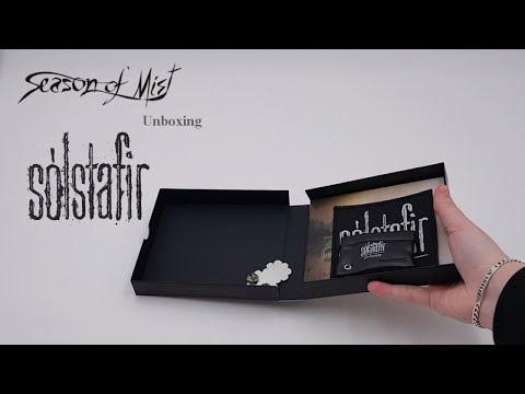 Sólstafir - Unboxing limited edition 'Berdreyminn' digibox with extras