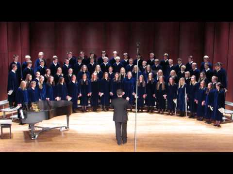 """Johnny, I Hardly Knew Ye"" (Irish Folk Song) sung by OHS Concert Choir, Oct 24, 2013"