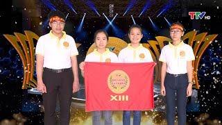 THPT Cầm Bá Thước vs THPT Thạch Thành 2 | Gameshow Âm vang xứ Thanh 2018 - Tuần 3 - Tháng 1