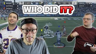 HE MADE A MISTAKE THAT NOBODY WILL EVER FORGET... Madden 18 Mut Squads
