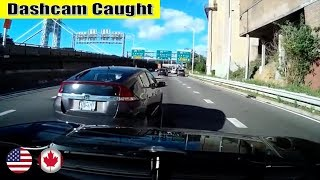 Ultimate North American Cars Driving Fails Compilation - 191 [Dash Cam Caught Video]