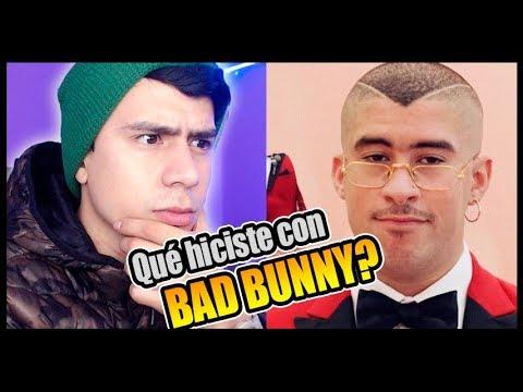 (REACCIÓN) Benito Martinez (Bad Bunny) Ft. Los Rivera Destino - FLOR