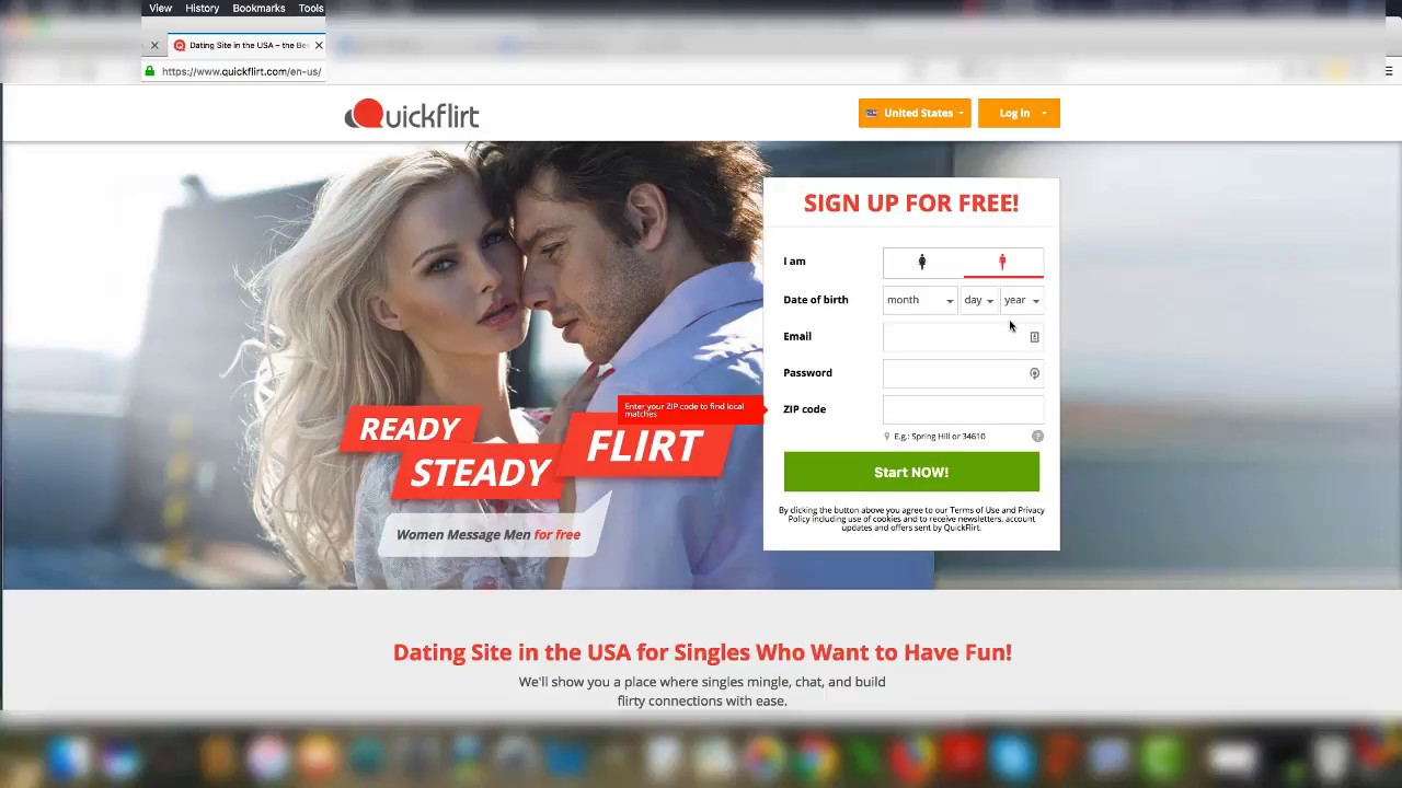 Flirte Dating-Website