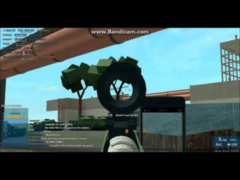 Roblox - Phantom Force | A Worthless Sniper