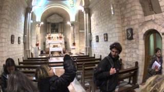 Cana Wedding Catholic Church Israel - Jesus