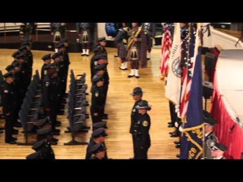 2015 Lowell Police Academy Graduation