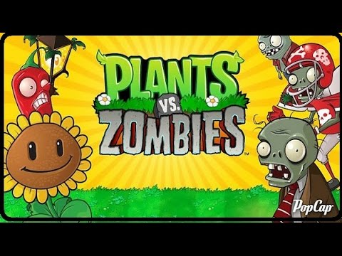 Plants Vs Zombies - Free Online Game