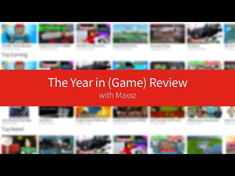 The Year In (Game) Review with Maxxz