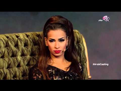 #ArabCasting - سارة خليل وهنا جاد في مشهد قضية زوج