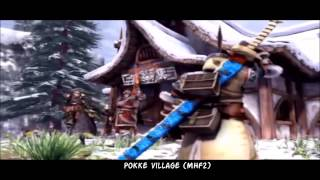 Monster Hunter Village Medley (soundtrack)