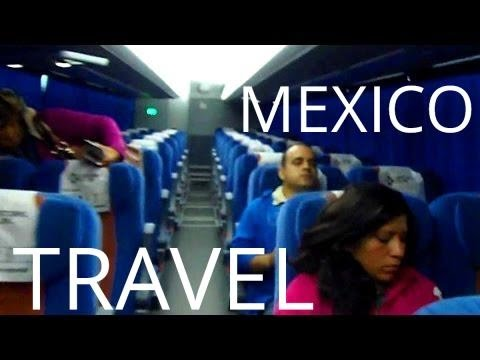 Mexico Travel: What Is Bus Travel Like In Mexico?