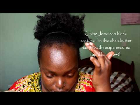 My 4C natural hair |oils for super hair growth/products in kenya Kemuntobear