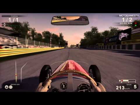Test Drive Ferrari Racing Legends PC - First Minutes Of Campaign