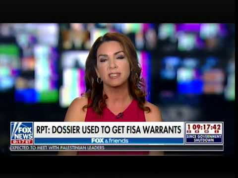 Sara Carter: Explosive FISA Memo Could Be Released to the Public This Week
