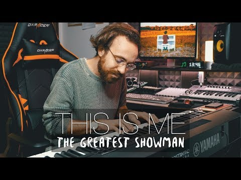 """This Is Me"" - The Greatest Showman ft. Keala Settle (Piano Cover) - Costantino Carrara"