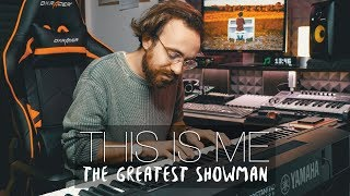 "Download Lagu ""This Is Me"" - The Greatest Showman ft. Keala Settle (Piano Cover) - Costantino Carrara Mp3"