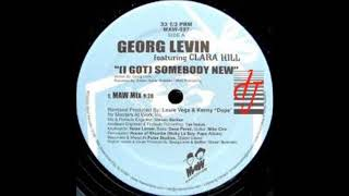 """Georg Levin """"I Got Somebody New"""""""
