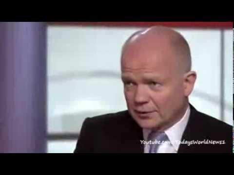 Ukraine crisis: William Hague calls on Russia to take next steps