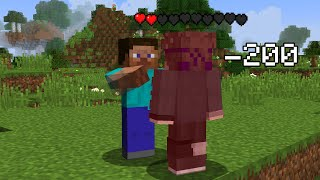 How Much Damage Can You Take in Minecraft 1.17?