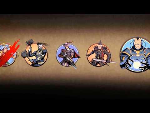 Shadow Fight 2 - Все телохранители Титана!