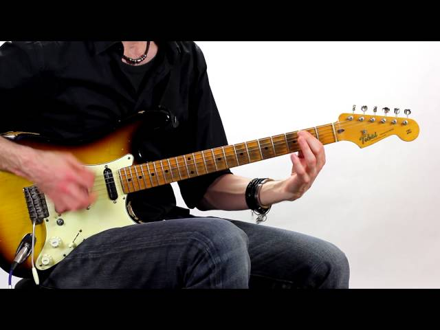How To Play Crushing Open Chord Riffs Like Tom Scholz Angus Young