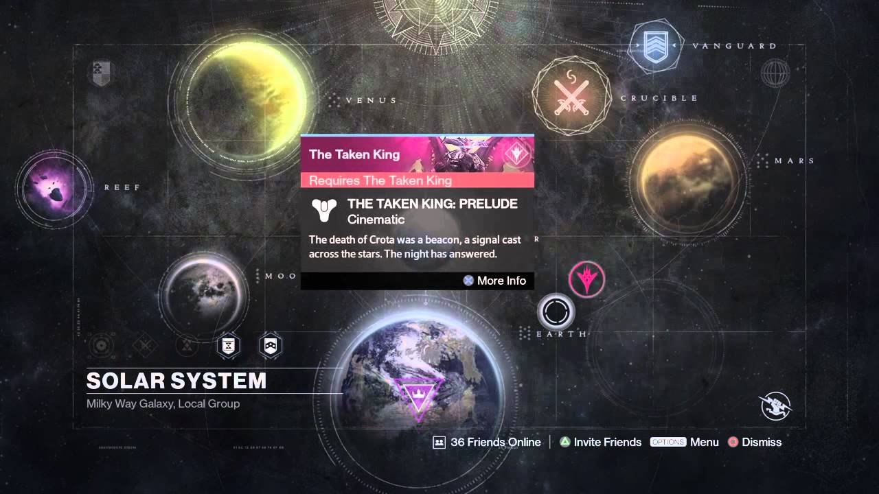 Destiny Leaving The Solar System YouTube - Star wars solar system map