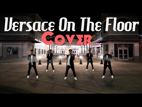 Versace On The Floor (Acapella)