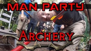 Archery - GoPro Challenge - MAN Party