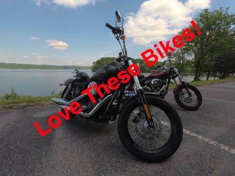 2017 Street Bob Ride/Review!