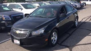 Pre-Owned 2011 Chevrolet Cruze | Mills Motors Buick GMC