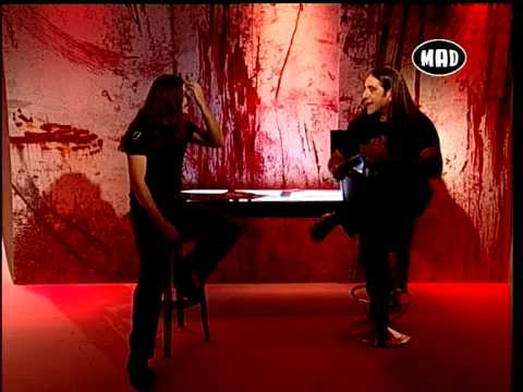 Leprous, Deep Purple, Venomous Maximus και συνέντευξη από τους Chthonian Alchemy (TV War 10.6.13)