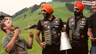Jodelkurs - Chapter UAE. Sikh Motorcycle Club Punjab