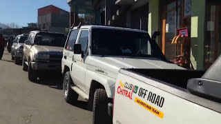 Deadly Off-road Of Chitral