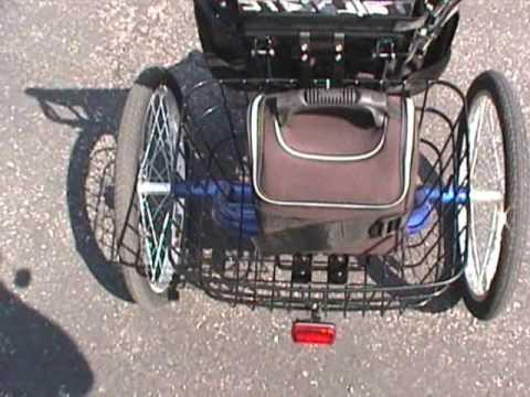 Trike Electric Motor