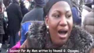 A Souvenir For My Mom - January 20, 2009 Inauguration Day Interviews Thumbnail