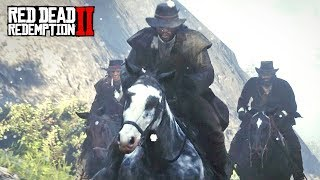 Red Dead Redemption 2 | #31 - One Last Ride (Epilogue Ending)