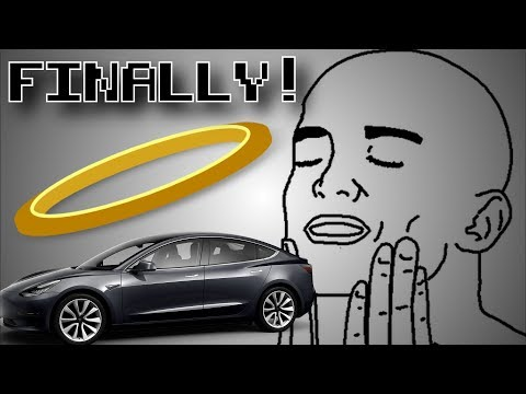 Geek Therapy Radio - How the $35,000 Tesla Model 3 May Change the Future.