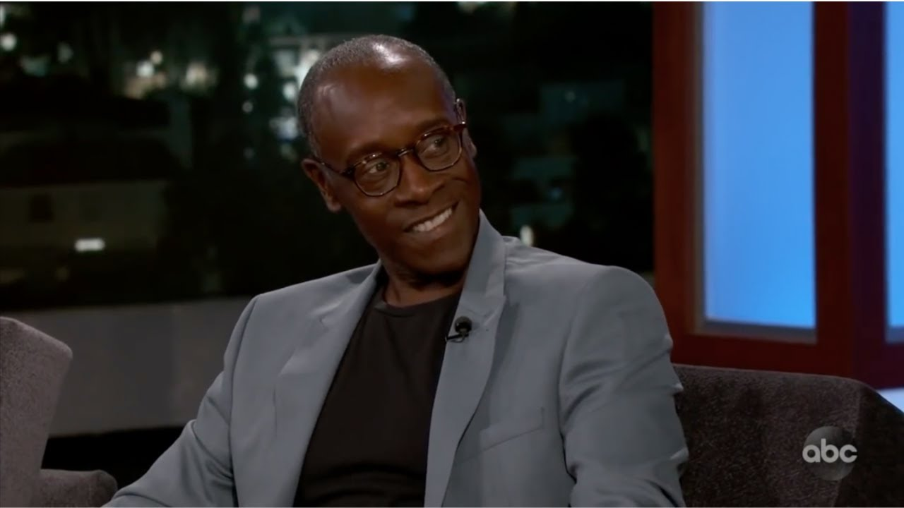 Don Cheadle Reveals Armor Wars Won't Start Filming Until Next Year
