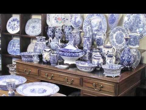 Lovers of Blue and White China