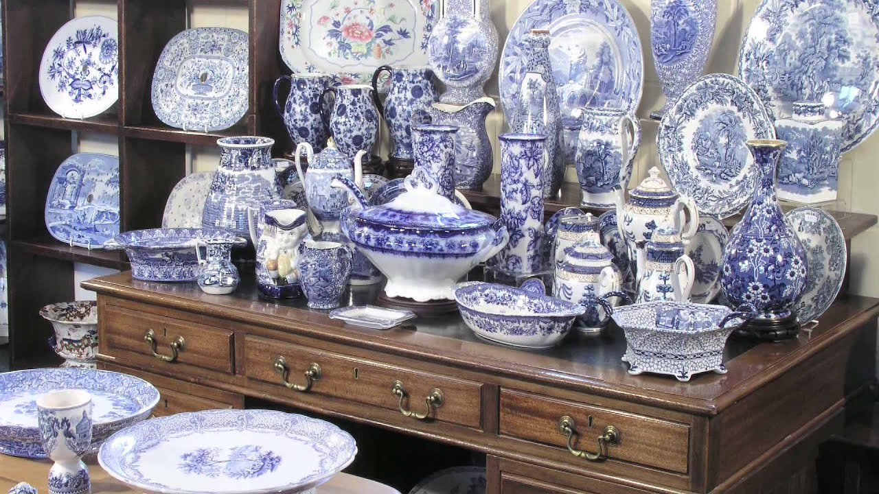 Lovers Of Blue And White China Youtube