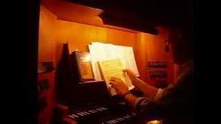 ASPERGES ME DOMINE, Ambrosiano, Organo e Canto: Giovanni Vianini, Milano, It.