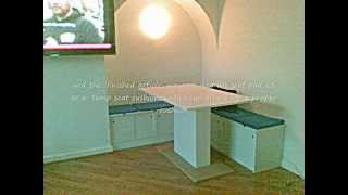 Diy Banquette Booth Nook Seating For £70