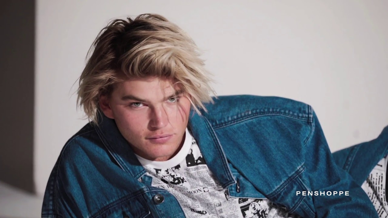 8e9c78aaa88ee8 Jordan Barrett for Penshoppe Denimlab 2018 - YouTube