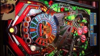 The Pinball Arcade -  Superballs' High Speed Impressions & Commentary