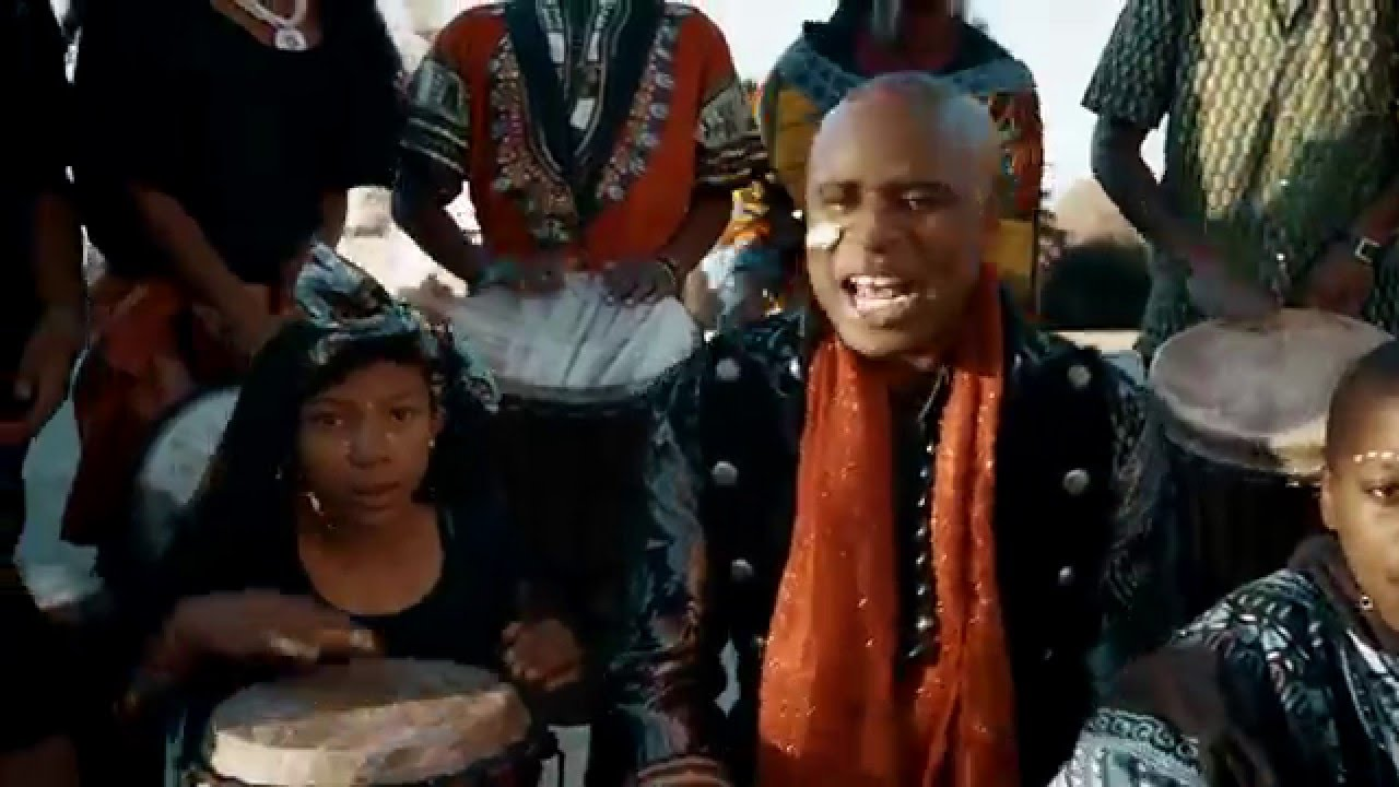 Little Drummer Boy (African Tribal Version) - Alex Boye' ft. Genesis Choir