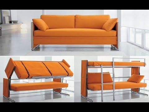 Invention A Day Episode 286 The Bunk Bed Sofa