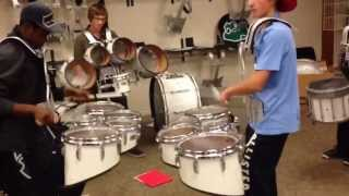 """Jig 2 Redux"" Pride of Mayfield Drumline"