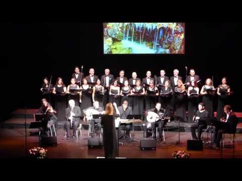 Rotterdam Türk Klasik Müzigi Korosu - Sevdim Seni Ey Isvebaz